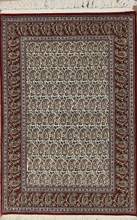 3x5 Qum Persian Area Rug