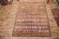 9x12 Moroccan Style Oriental Area Rug