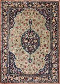 5x7 Hereke Turkish Oriental Area Rug