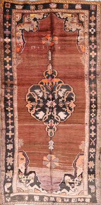 5x10 Anatolian Turkish Oriental Area Rug