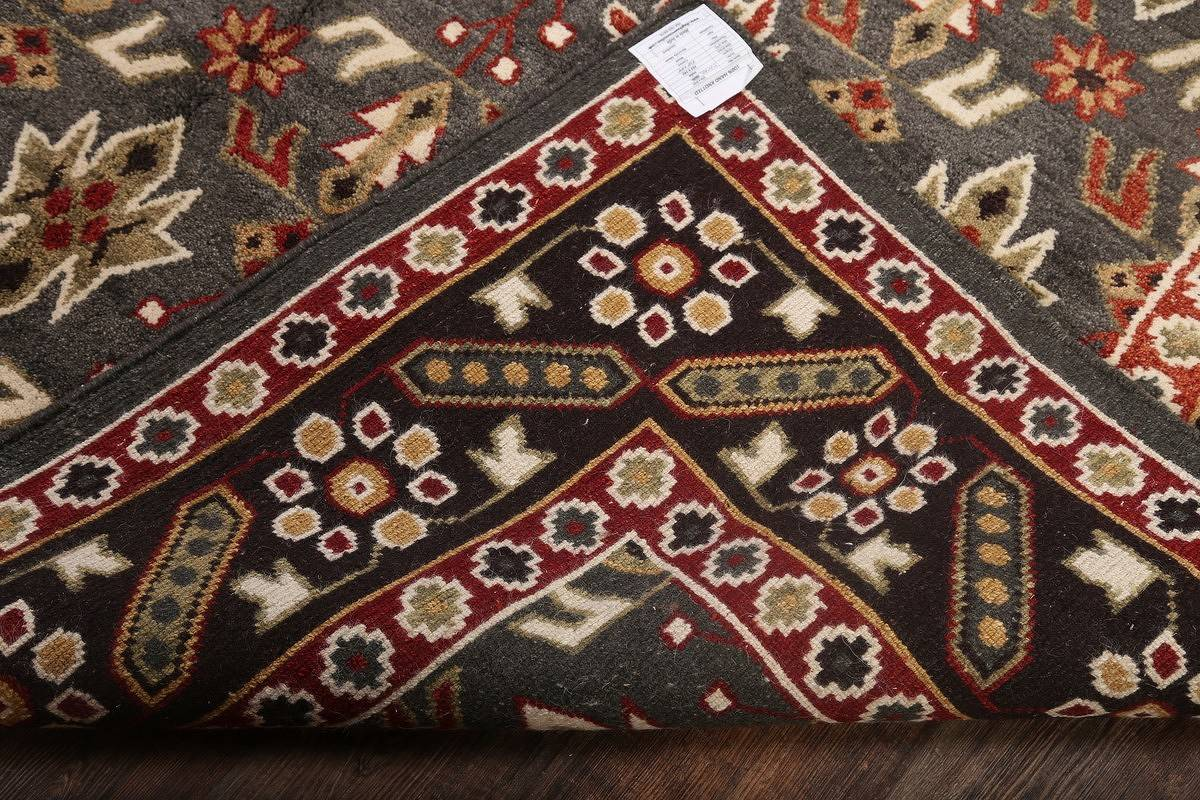 8x10 Kazak Indian Oriental Area Rug