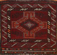 2x2 Square Balouch Persian Area Rug