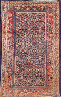6x10 Sultanabad Persian Area Rug