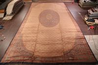15x29 Aubusson Savonnerie French Oriental Area Rug