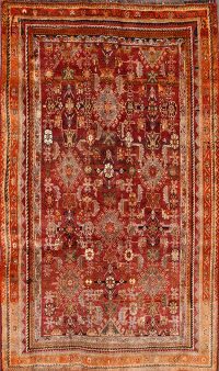 4x7 Kashkoli Shiraz Persian Area Rug