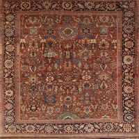 12x12 Sultanabad Persian Area Rug
