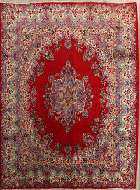 9x12 Shahbaft Persian Area Rug