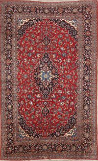 7x12 Kashan Persian Area Rug