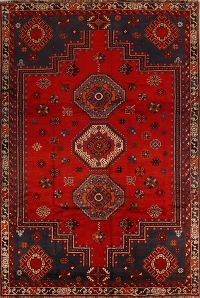 6x9 Lori Shiraz Persian Area Rug