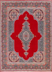 Geometric 10x13 Kerman Persian Area Rug