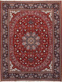 Traditional 10x13 Najafabad Persian Area Rug