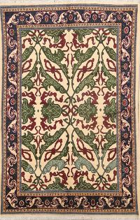 7x10 Sultanabad Persian Area Rug