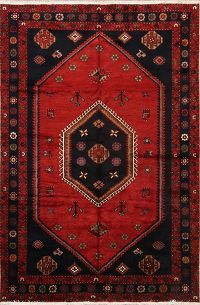 7x10 Lori Shiraz Persian Area Rug
