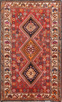 4x7 Lori Shiraz Persian Area Rug