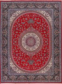 Soft Plush Floral 10x13 Kashmar Persian Area Rug