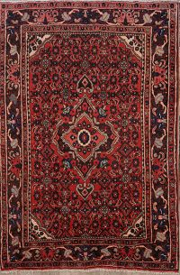 Floral 4x6 Gholtogh Persian Area Rug