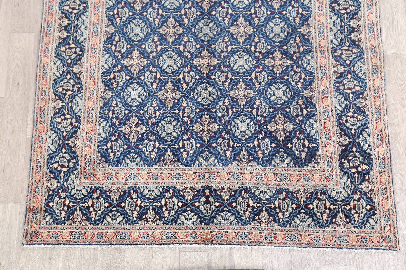 All Over Floral 7x10 Mood Persian Area Rug