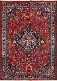 Floral Lilian Persian Area Rug 7x10